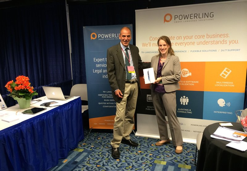 Successful week at the AILA annual conference 2014!