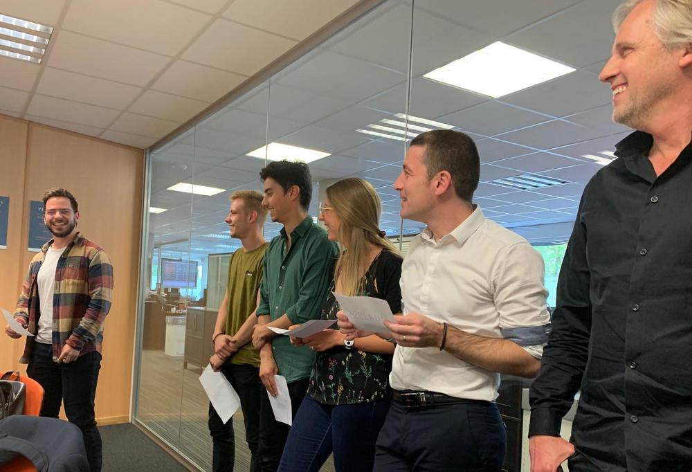 Nederland wint pitch contest Powerling