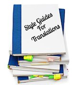 Style Guides for Translations